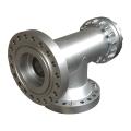 T型不銹鋼過濾器管道對焊T型水處理器 水油蒸汽除污
