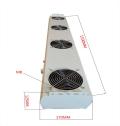 廣東閃電SANESD四頭離子風機優質服務