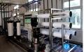 山西中小型工業不銹鋼純水設備裝置工藝特點_宏森環保