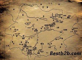 中国古代地图现在能卖多少钱