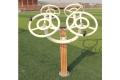 戶外公園健身器材設備使用方法