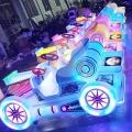 電動發光碰碰車招小朋友喜歡的款式在百美有很多