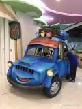 汽车交通小镇儿童模拟驾校室内儿童乐园经营整场运营方