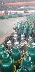礦用采掘面排沙泵BQS40-40-11KW
