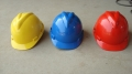 国标玻璃钢工地安全帽冬季透气加厚工程施工安全头帽红