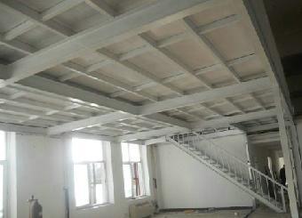 北京房屋装修室内阁楼二层搭建,搭钢结构夹层