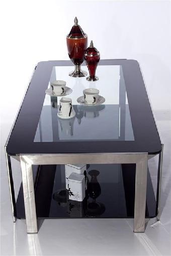 ktv不锈钢茶几效果图ktv不锈钢茶几祺丰家居