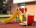 榆次批发儿童PE板滑梯