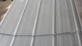 镀铝锌穿孔压型钢板高压静电粉末喷塑处理