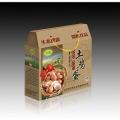 土雞蛋包裝盒量身加工定制 鄭州提供彩印手提式禮盒