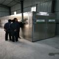 干燥行业技术成熟的空气能花椒烘干机厂家