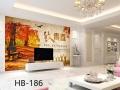 首選優雅18D立體超浮雕立體水晶適用于家庭裝修裝飾