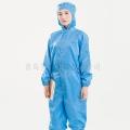 桂林美安世家訂購化工廠用防塵防護服