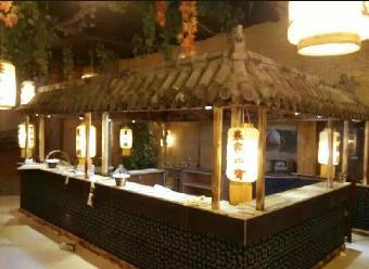南京大排档灯笼定做,酒店装修用灯笼