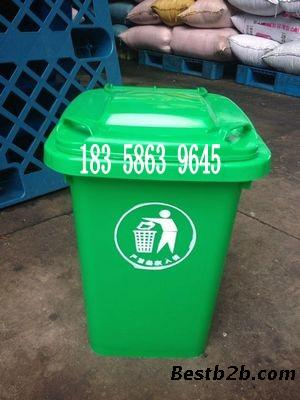 厂家直销景德镇塑料垃圾桶