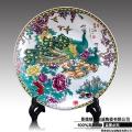 中式复古家居陶瓷摆盘定制