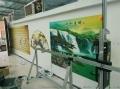 江西爱普生双喷头智能墙体彩绘机