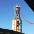 优质耐用脉冲除尘型粉煤灰输送机气力输送机50t小