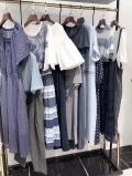 上海一线品牌女装费依夏时尚专柜正品女装货源走份批发