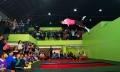 大型室内淘气堡生产厂家 上海成人蹦床公园馆