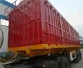 9米35噸骨架運輸集裝箱半掛車報價配置公告物美價廉