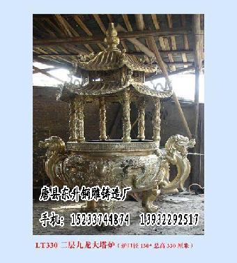 铜香炉价格-铜香炉铸造厂家-铜香炉报价-铸铁香炉厂