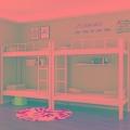 西安鋼制學校宿舍上下鋪雙層床廠家直銷
