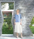 設計師風格春夏女裝 品牌折扣女裝尾貨 健凡服飾