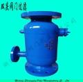 浙江雙慶直通式反沖洗過濾器ZPG-I