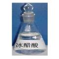 冰醋酸 又称乙酸 用作浸洗剂 酸味剂 生产香料