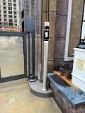 住宅小區地鐵閘機 勞務實名制管理系統 安裝道閘廠家