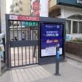 景源JY-S26人行通道智能广告门人脸识别广告门厂