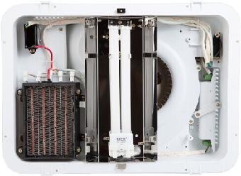集成浴霸灯镇流器怎么安装图解