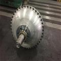 調速型偶合器旋轉組件結構簡單