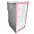 高效空氣過濾器的工藝特點及應用領域