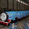 托马斯小火车多少钱 轨道小火车图片 游乐设备