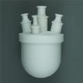 PTFE燒瓶聚四氟燒瓶可定制配套蒸餾冷凝裝置