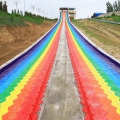 厂家指导规划彩虹滑道