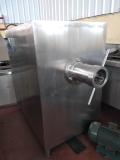 水餃肉餡凍肉絞肉機130型吃料快出料顆粒