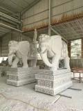 惠安雕刻大象 招財進寶大象 石材仿古神獸