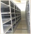 石景山檔案資料庫密集柜升降機