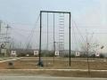 通辽部队训练器材,训练场爬绳杆攀蹬架