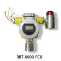 发电厂氢气浓度报警装置 现场检测氢气泄漏报警器