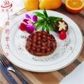西餐廳商用速凍育肥菲力牛排料理包廠家批發配送