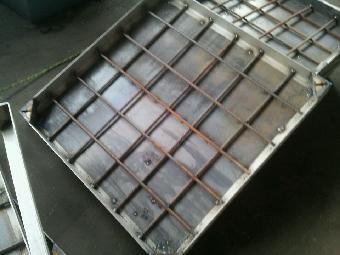 资阳资中不锈钢井盖, 简阳内江不锈钢井盖下沉式井盖图片