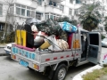 成都市內拉些行李生活用品小貨車 面包車配送