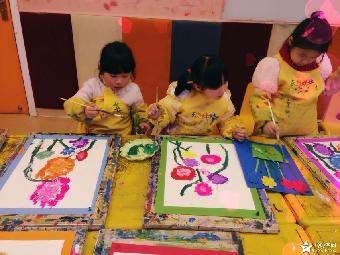 苏州少儿美术培训班 儿童绘画培训图片
