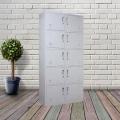 展搏辦公鐵皮文件柜矮柜檔案資料財務憑證書柜帶鎖室