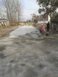 商砼路面冬天受凍起砂修補使用表層罩面固化劑
