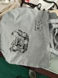 内蒙古呼和浩特帆布袋定制广告礼品制作厂家购物环保袋